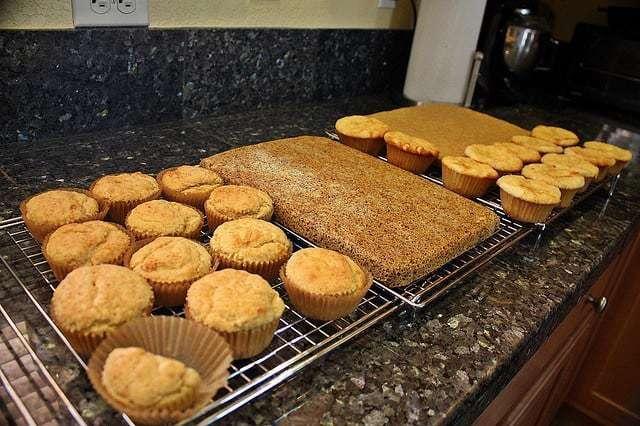 gluten free baking tips