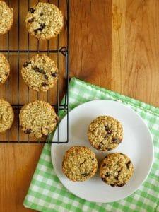 gluten free dairy free cranberry orange muffins