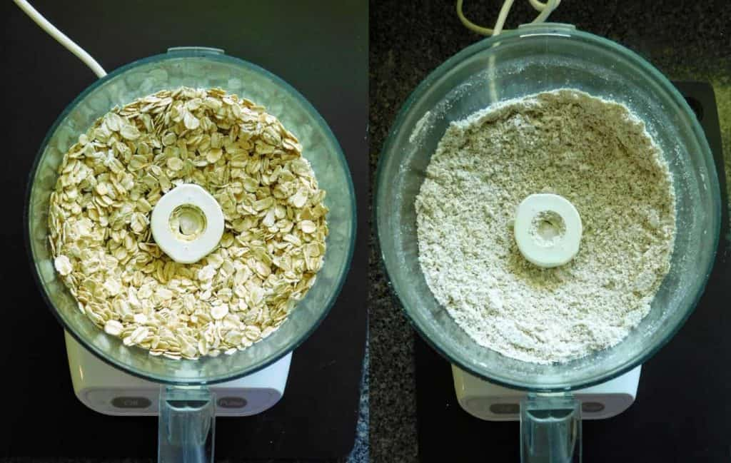 gluten free dairy free cranberry orange muffins side by side2