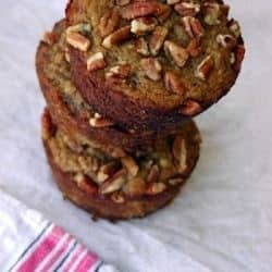 Coconut Flour: Tips, Uses and A Muffin Recipe