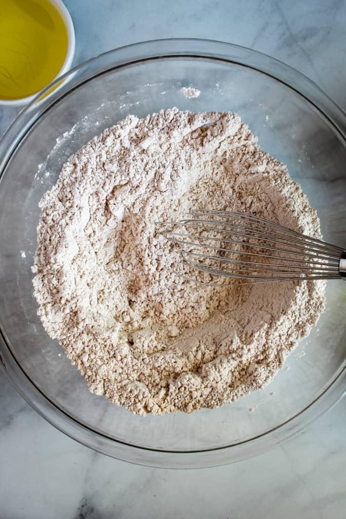 gluten free apple muffins flour mix