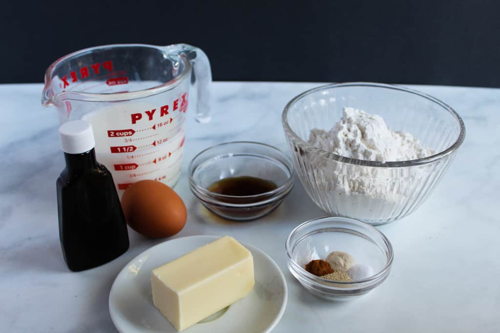 gluten free belgian waffles ingredients