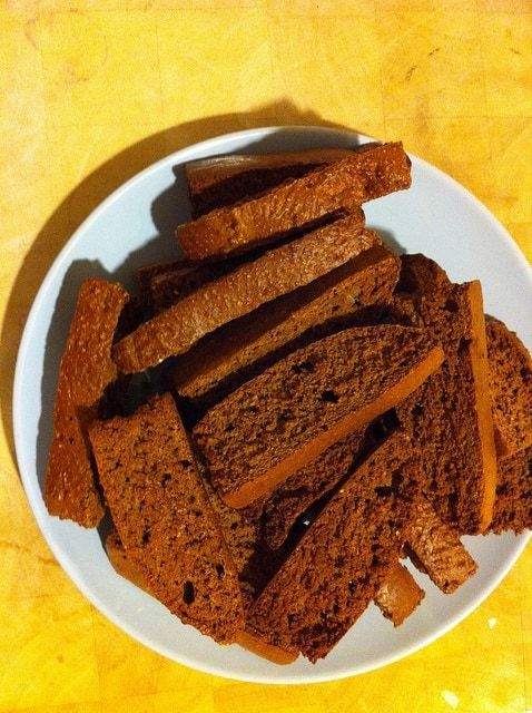 Crisp and Delicious Gluten-Free Chocolate Biscotti