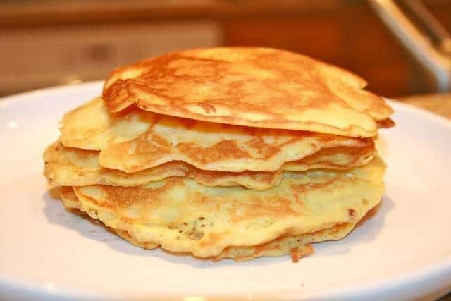 Easy Recipe for Coconut Flour Pancakes