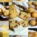collection of gluten free holiday bread recipes