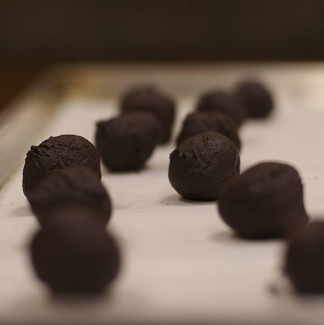 Wine Delight truffles