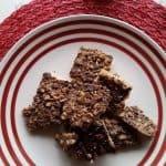 gluten free saltine toffee bark