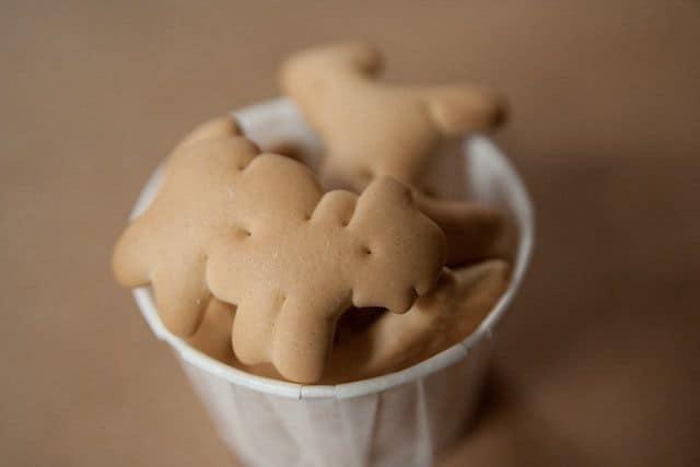 Delightful Gluten Free Animal Crackers