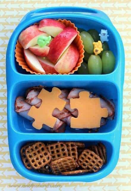 gluten free bento box idea