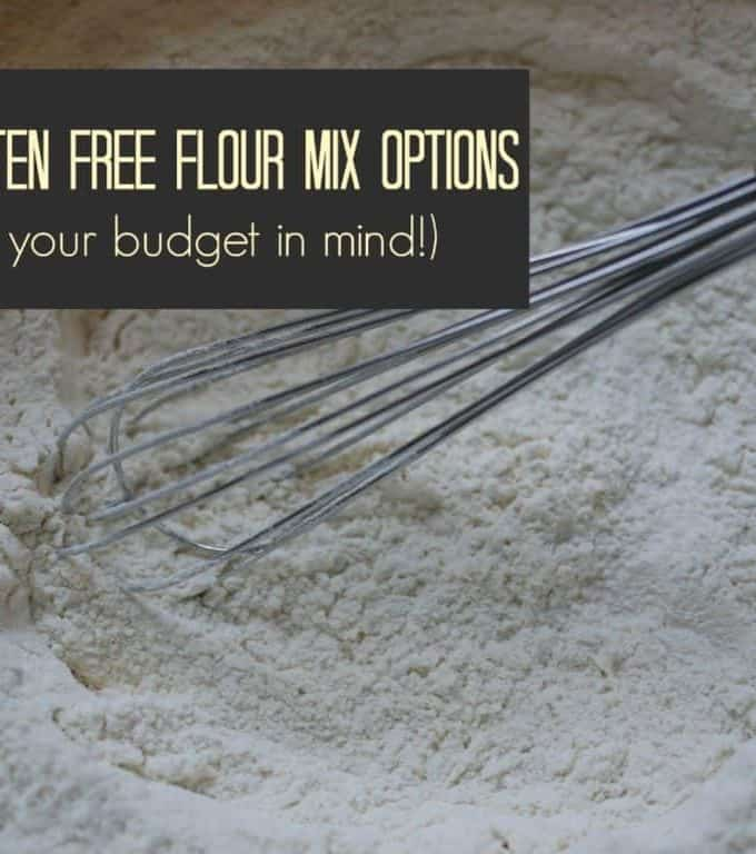best gluten free flour mix options 1