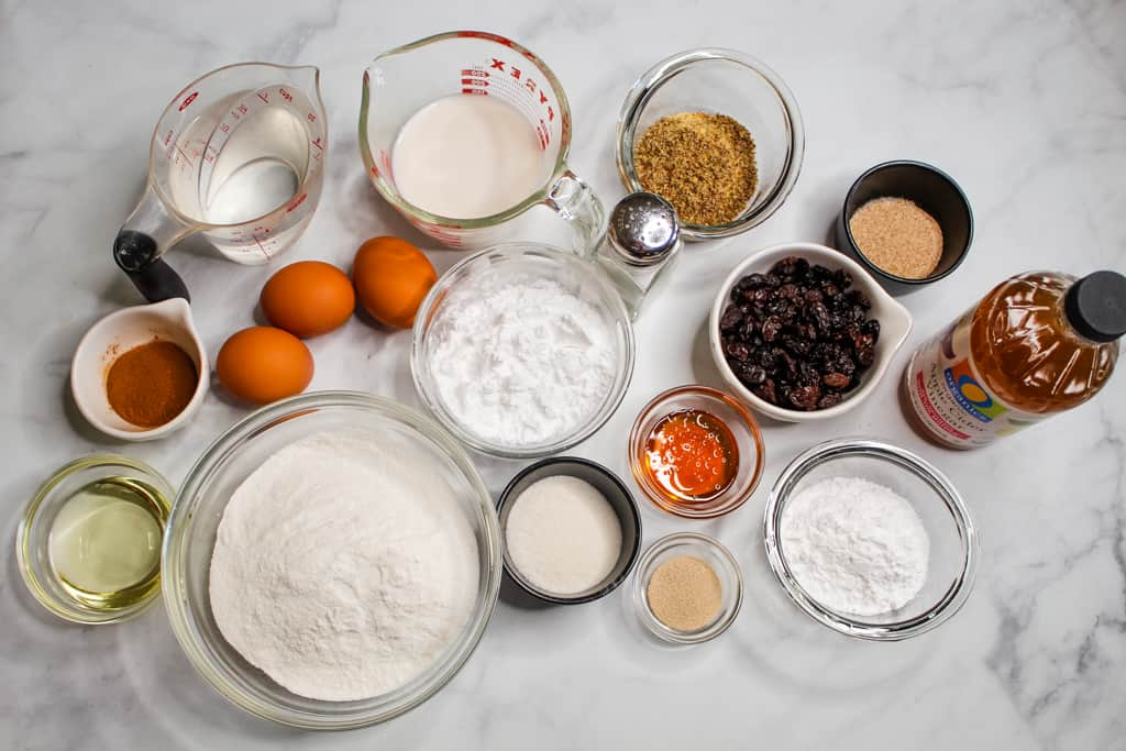 gluten free cinnamon raisin bread machine bread ingredients