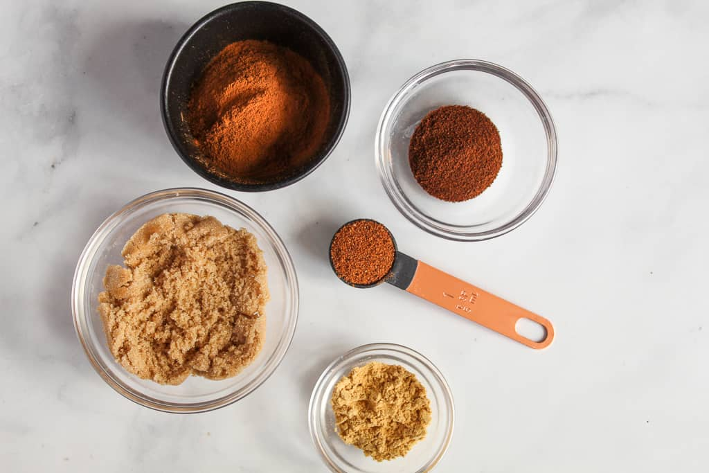 gluten free gingerbread mix ingredients