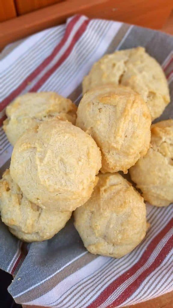 gluten free dairy free dinner rolls without yeast