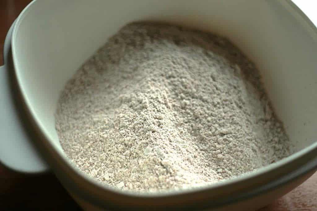 gluten free bread gummy millet flour