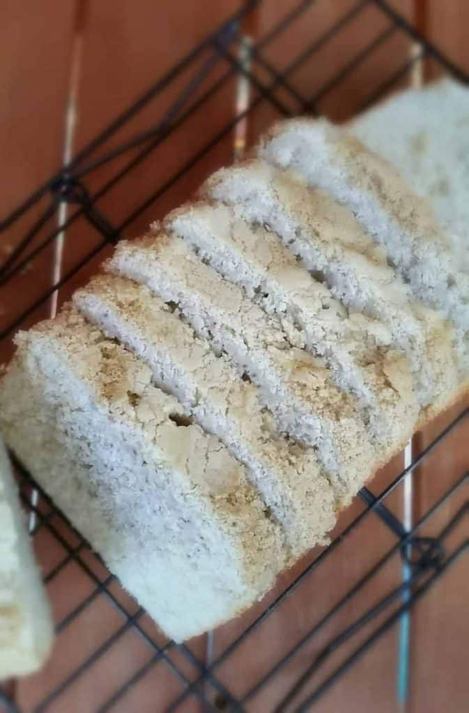 sliced gluten free sandwich bread for bread machine
