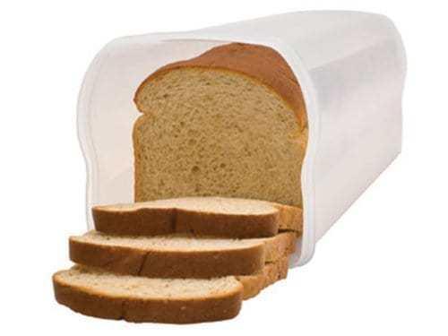 store gluten free bread in a breadkeeper