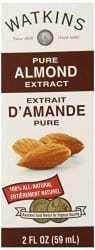 gf cinnamon raisin muffins almond extract