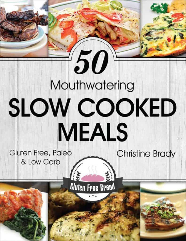 Slow Cooked Meals GF Paleo