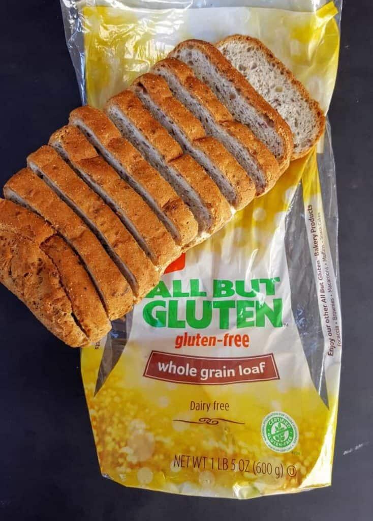gluten free bread review