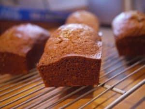 tender gluten free pumpkin bread
