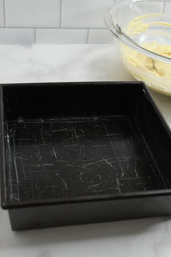 gluten free cornbread baking pan