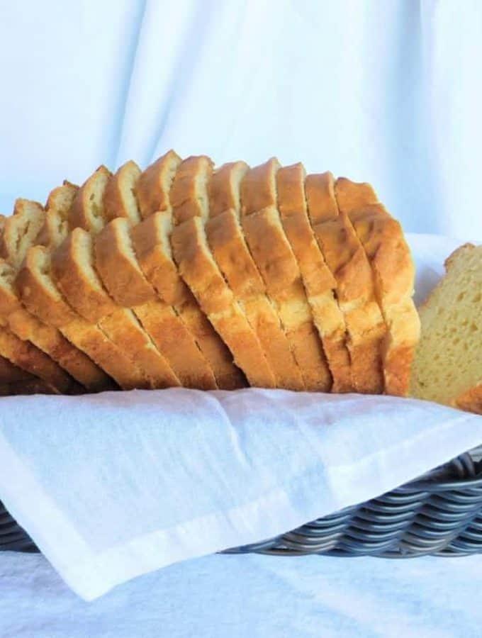 gluten free white bread basket