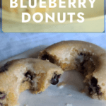 pin image for blueberry donts