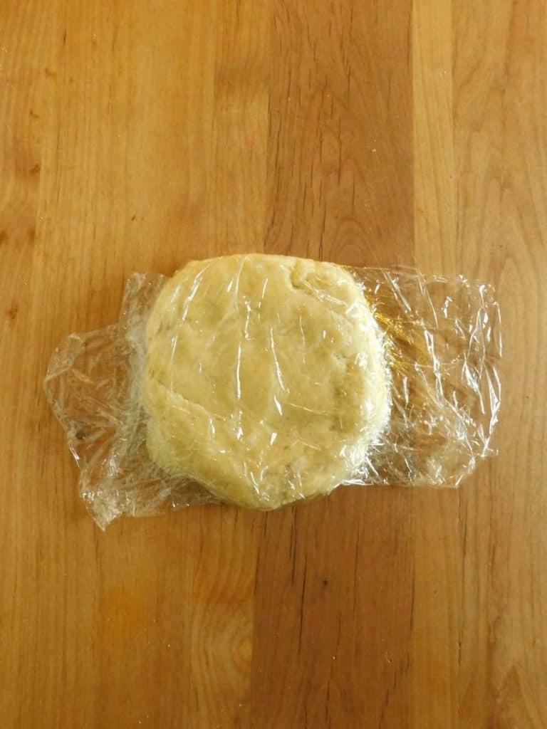 bite size gluten free rolls disk