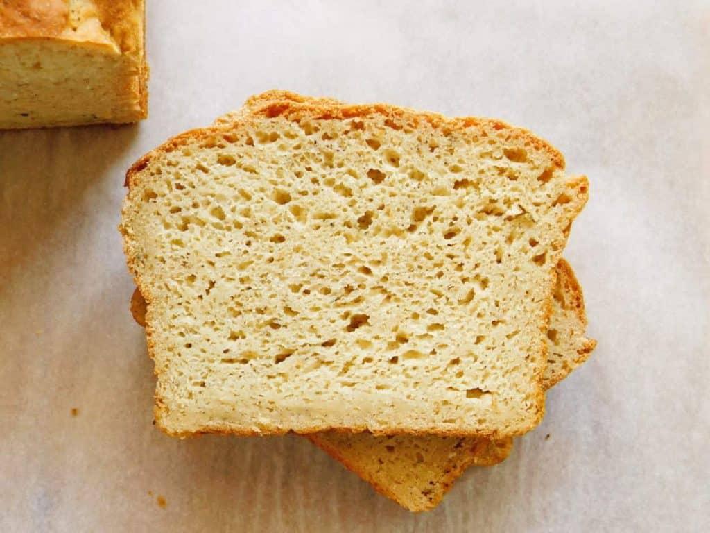 gluten free dairy free italian bread
