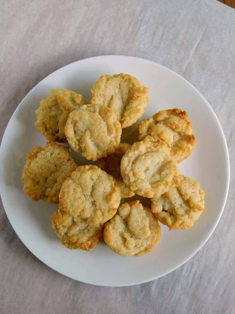 gluten free sour cream biscuits ready to eat