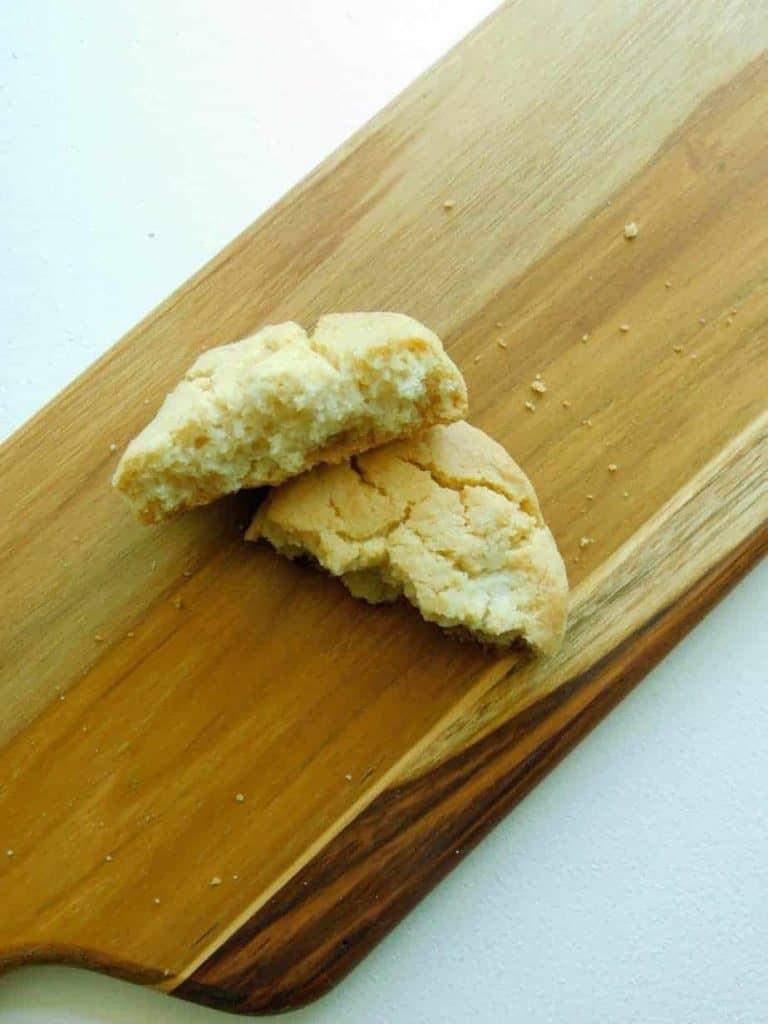 gluten free bisquick biscuits inside