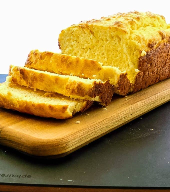 Low Carb Bread: Gluten Free and Flour Free