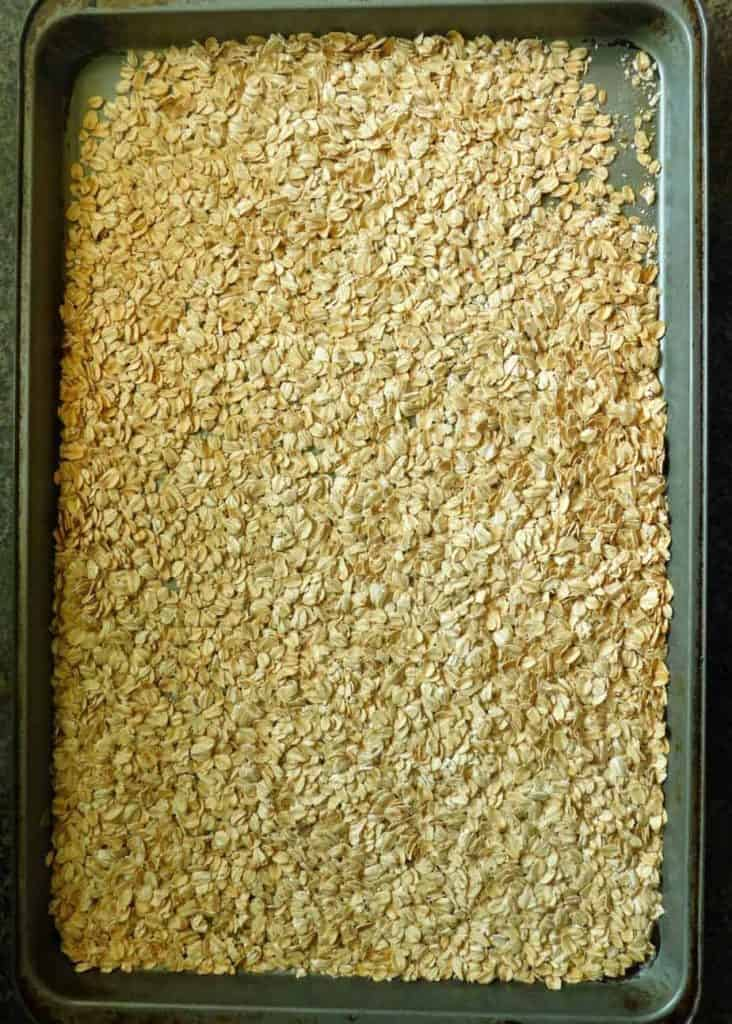 gluten free oatmeal bread toasted oats