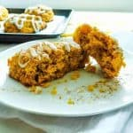 gluten free pumpkin scones recipe