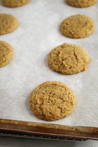 almond flour sugar cookies unglazed cookies