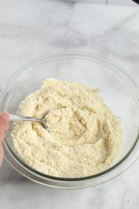 almond flour sugar cookies dry ingredients