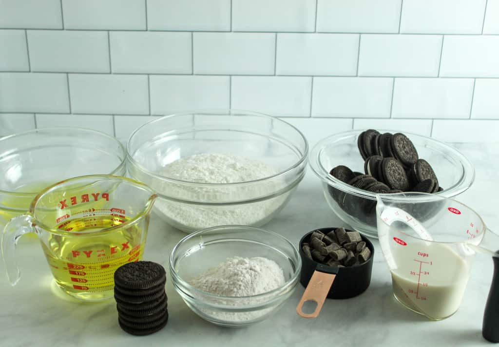 ingredients laid out on the counter
