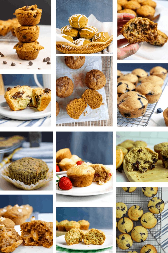 group image of gluten free muffin images