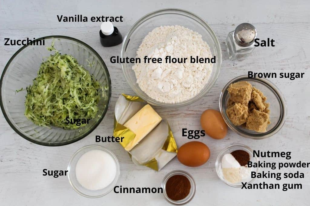 labeled ingredients